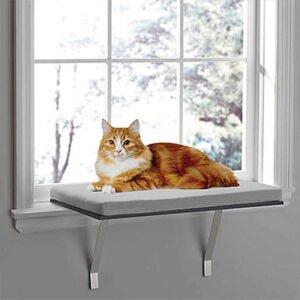 Pawslife Deluxe Cat Window Perch