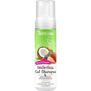 TropiClean Waterless Shampoo for Pets