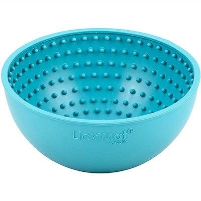 LickiMat Wobble Slow Feed Dog Bowl