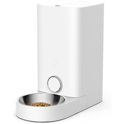 PETKIT Automatic Cat Puppy Feeder with Stainless Steel Bowl