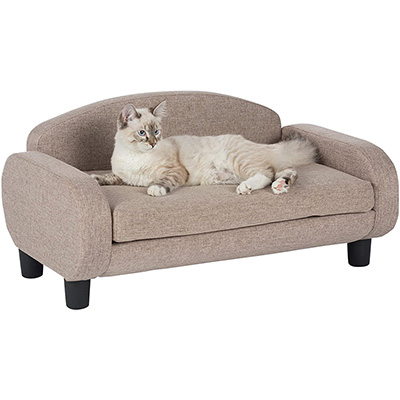 Paws and Purrs Modern Pet Sofa