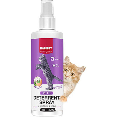 HAPIPET Cat Deterrent Spray
